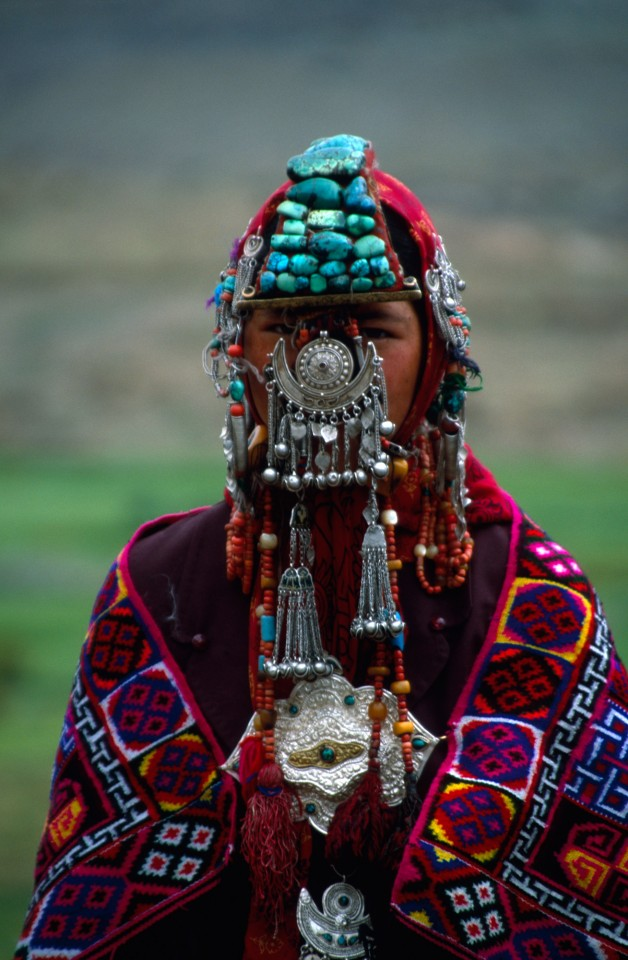 Traditional head dress