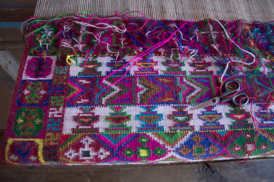 Craft Centre Weaving
