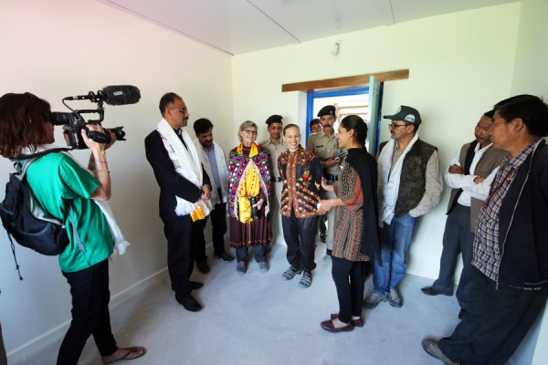 Inauguration of the Community Centre