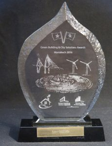 Low carbon award