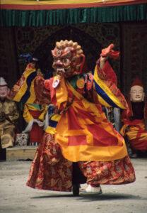 Kungri Monastery Cham Dance