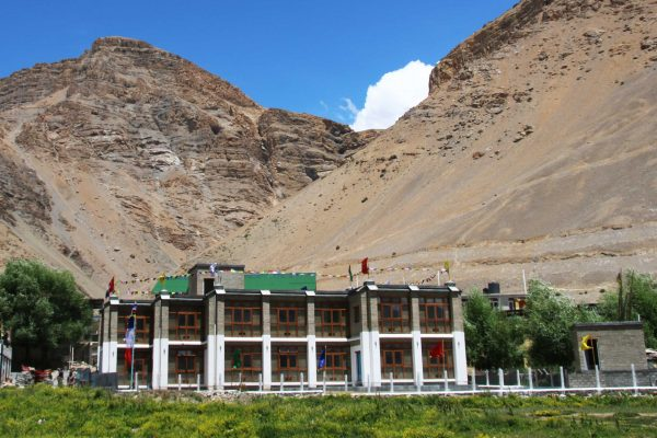 spiti valley kaza community centre