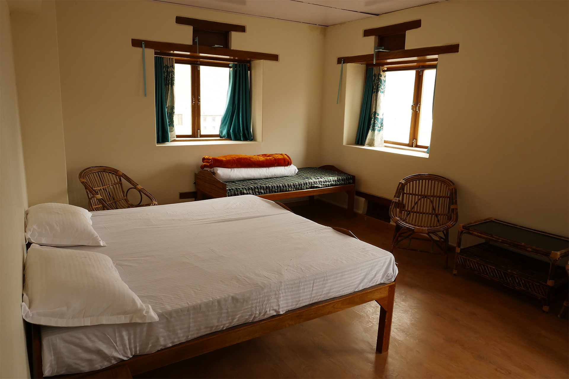 Kaza CC Double Homestay Room