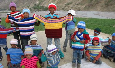 Knit for Spiti