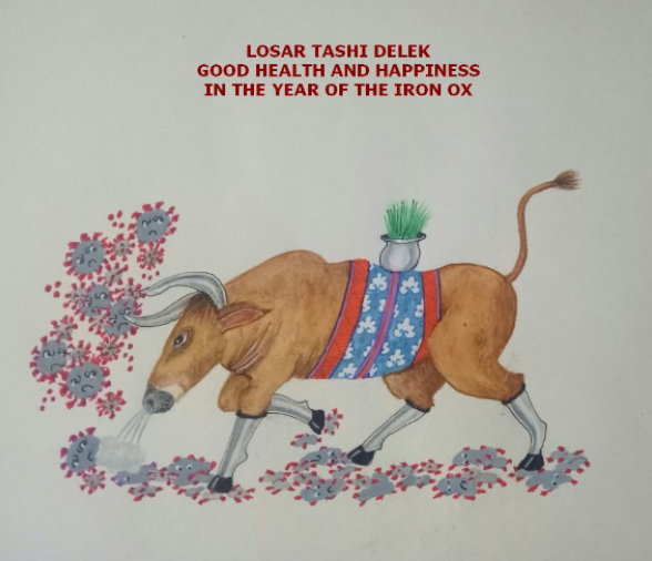 Losar the Year of the Ox